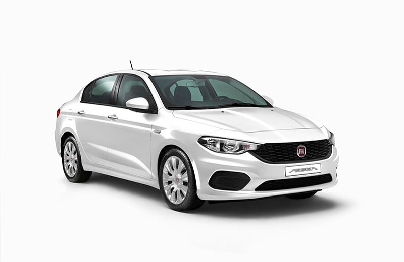 Alanya Rent A Car Fiat - Car Egea