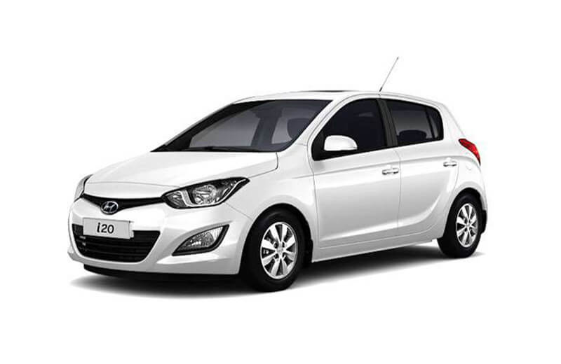 Alanya Rent A Car Hyndai - Car i20