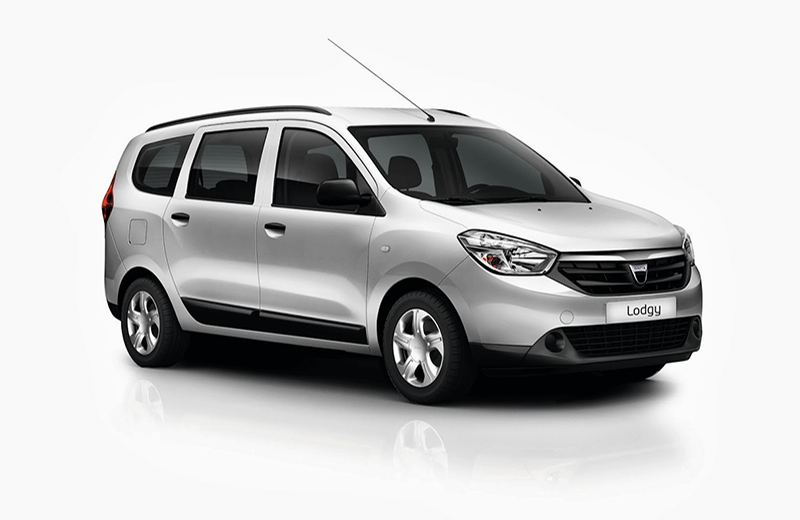 Alanya Rent A Car Dacia - Car Lodgy